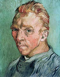 Vincent van Gogh | Self Portrait | Giclée Canvas Print