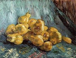 Vincent van Gogh | Still Life with Quinces, 1888 | Giclée Canvas Print