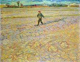 Vincent van Gogh | The Sower, 1888 | Giclée Canvas Print