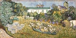 Vincent van Gogh | Daubigny's Garden, 1890 | Giclée Canvas Print