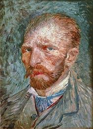 Vincent van Gogh | Self Portrait | Giclée Canvas Print