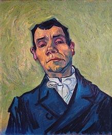 Vincent van Gogh | Portrait of a Man | Giclée Canvas Print