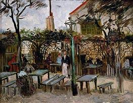 Vincent van Gogh | Pleasure Gardens at Montmartre | Giclée Canvas Print