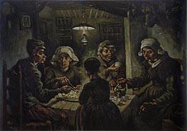 Vincent van Gogh | The Potato Eaters, 1885 | Giclée Canvas Print