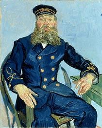 Vincent van Gogh | Postman Joseph Roulin, 1888 | Giclée Canvas Print