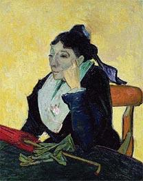 Vincent van Gogh | L'Arlesienne, 1888 | Giclée Canvas Print