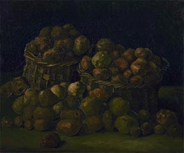 Vincent van Gogh | Baskets of Potatoes, 1885 | Giclée Canvas Print