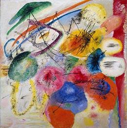 Kandinsky | Black Lines | Giclée Canvas Print