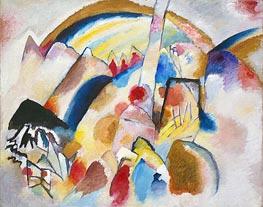 Kandinsky | Landscape with Red Spots, No. 2 | Giclée Canvas Print