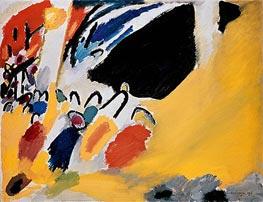 Kandinsky | Impression III (Concert), 1911 | Giclée Canvas Print