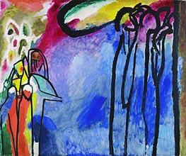 Kandinsky | Improvisation 19, 1911 | Giclée Canvas Print