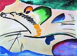 Kandinsky | Lyrically, 1911 | Giclée Canvas Print