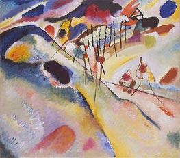 Kandinsky | Landscape, 1913 | Giclée Canvas Print