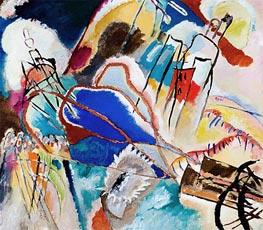 Kandinsky | Improvisation No. 30 (Cannons), 1913 | Giclée Canvas Print