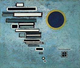 Kandinsky | Unequal, 1932 | Giclée Canvas Print