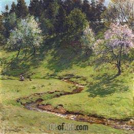 Willard Metcalf | Blossom Time, 1910 | Giclée Canvas Print