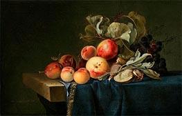 Willem van Aelst | Fruit Still Life | Giclée Canvas Print
