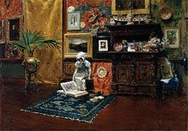 William Merritt Chase | In the Studio | Giclée Canvas Print