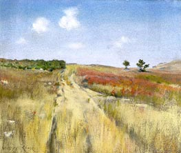 William Merritt Chase | Shinnecock Hills, c.1895 | Giclée Canvas Print
