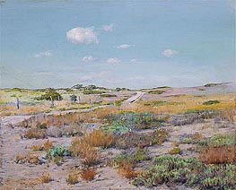 William Merritt Chase | Shinnecock Hills | Giclée Canvas Print