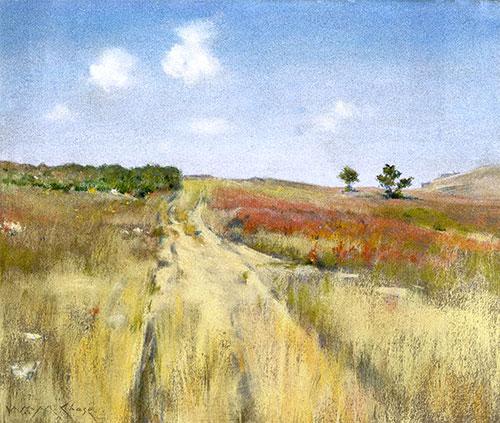 Shinnecock Hills, c.1895   William Merritt Chase   Painting Reproduction