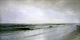 William Trost Richards | Quiet Seascape | Giclée Canvas Print