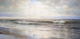 William Trost Richards | Atlantic Coast, 1898 | Giclée Canvas Print