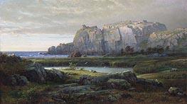 William Trost Richards | Blue Waters, 1884 | Giclée Canvas Print