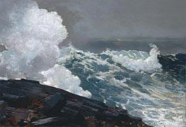Winslow Homer | Northeaster | Giclée Canvas Print