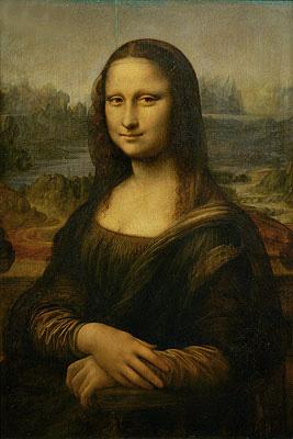 Mona Lisa (La Gioconda), c.1503/06 | Leonardo da Vinci | Painting Reproduction